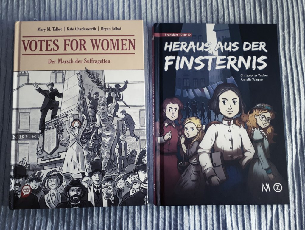 Feministische Literatur, Teil 2