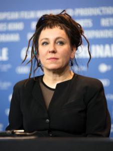 Literaturnobelpreiträgerin Olga Tokarczuk