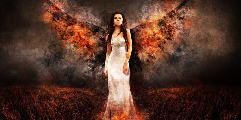 Die Dämoninnen - von der Dämonisierung des Weiblichen